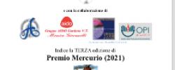 Concorso letterario Mercurio 2021